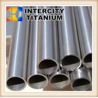 Buy cheap Factory Supply ASTM B861 Grade 5 Titanium Pipe Price from China from wholesalers