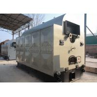 Buy cheap Automatic Coal Fired Hot Water Boiler Biomass Fired Steam Boiler Precise PLC Control from wholesalers