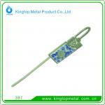 Buy cheap Elegant metal bookmark from wholesalers