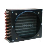 Buy cheap FNH Small Plate Heat Exchanger , High Efficiency Heat Exchanger Air Cooled Copper Tube from wholesalers