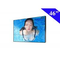 Buy cheap 3X3 Video Wall Black Frame TV LCD Display HDMI Input 178° Visual Angle from wholesalers