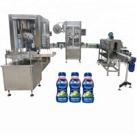 Buy cheap 6 Head Nozzle Sauce Bottle Filling Machine For Semi - Liquid Products from wholesalers