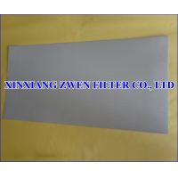 Buy cheap Sintered Steel Sintered Filter Plate from wholesalers