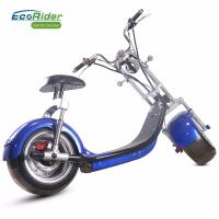 Buy cheap Two Wheels Electric Scooter Citycoco Battery Removable Electric Scooter from wholesalers