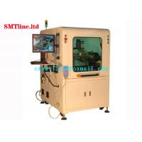 CNSMT Triaxial Selective Conformal Coating Machine Dual System With UV Curing Oven