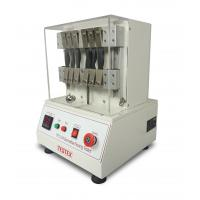 Buy cheap ISO 7854 & BS 3424-9De Mattia Flexing Tester /leather and coated flexing testing machine(TF117A) from wholesalers
