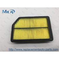 Buy cheap Car Engine Air Filter Honda Odyssey RB1 2.4 17220-RLF-000 , Auto Cabin Air Filter from wholesalers