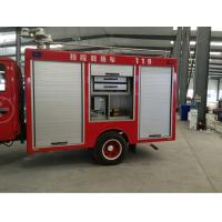 Buy cheap Fire-fighting Truck Automatic Aluminum Rolling Shutter Rollup Door from wholesalers