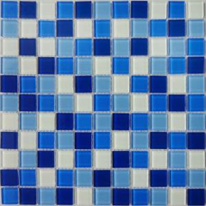 Buy cheap Decorative silver bathroom mirror tile product