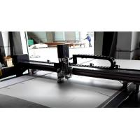 Buy cheap Car Interior Composite Cutting Machine High Efficiency Carbon Fiber Conveyor Belt from wholesalers