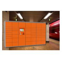 Buy cheap Customized Public Digital Smart Rental Lockers Storage Luggage With RFID Cards from wholesalers