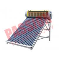 Buy cheap 150L Solar Preheat Hot Water Heater Copper Coil  from wholesalers
