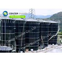 Buy cheap Super Corrosion Resistance Glass Fused To Steel Waste Water Storage Tanks For WWTP from wholesalers