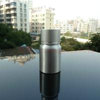 Buy cheap 20ml Silver/Red/Blue/ Yellow screw aluminium bottle with caps product