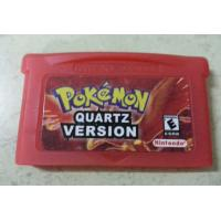 Buy cheap Pokemon Quartz Version GBA Game Game Boy Advance Game Free Shipping from wholesalers