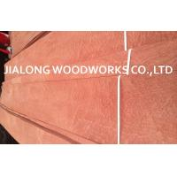 Buy cheap Sliced Cut Natural Sapele Pommele Wood Veneer Sheet For Plywood from wholesalers