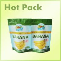 Buy cheap Resealable Stand Up Ziplock Snack Packaging Bags And Pouches Eco Friendly from wholesalers