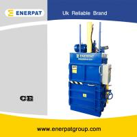 Buy cheap Professional Auto Vertical Cardboard Baler with UK Brand from wholesalers