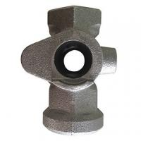 Buy cheap Sand Blasting Ductile Iron Valve Parts Casting For Gas Valve Hydraulic Part from wholesalers