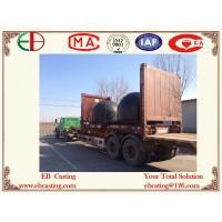 Buy cheap Cast Iron Melting Pot castings 4500kg per piece EB4074 product