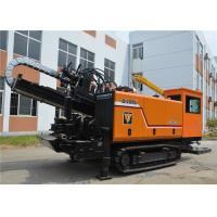 Buy cheap 66T Trenchless Horizontal Directional Boring Machine Pipe Pulling HDD Machine DL660 from wholesalers