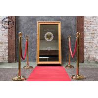 Buy cheap Automatic Photo Booth Price, Wholesale Photobooth Mirror, Magic Mirror Photobooth Machine product