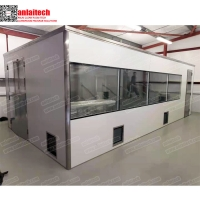 Buy cheap 4*6METER LABORATORY ISO 6 CLEAN ROOM, CLASS 1000 CLEAN ROOM CHINA from wholesalers