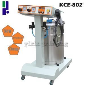 Buy cheap Safe Electrostatic Powder Coating Spray Machine Max Input Pressure 10 Bar product