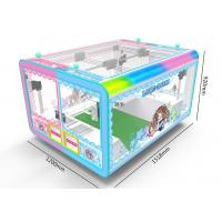 Buy cheap 4 Players Toy Crane Machine , Colorful Light Transformation Candy Claw Machine from wholesalers