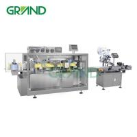Buy cheap GGS -118 P5 Car Perfume Plastic Ampoule Filling And Sealing Machine Fully Automatic product