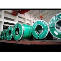 301 Tempered Coil Steel, Stainless Steel Slit CoilFor Electrical / Mechanical Parts