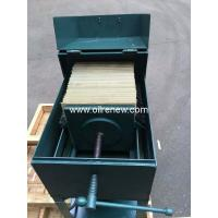 Buy cheap Series PL Plate Pressure Oil Purifier | Oil Filtration System | Oil Cleaning Machine from wholesalers