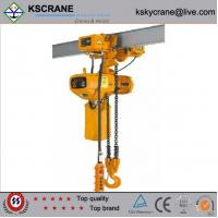 Buy cheap 2016 China's High Quality HHBD Model Electric Chain Hoist from wholesalers