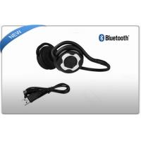 Buy cheap Audio MP3 Player Bluetooth Sprot Headphones For Running Sports 30Hz - 16,000Hz product