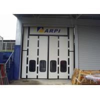 Buy cheap Standard Semi Downdraft Car Spray Booth Oven Siemens Electric Components from wholesalers