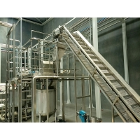 Buy cheap Stainless Steel 304 Juice Making Machine 2T/H For Cherry product