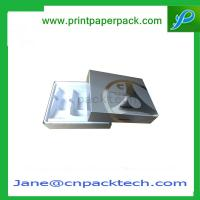 Buy cheap OEM Printing Lid and Base Boxes Rigid Cardboard Boxes Set-Up Boxes Paper Gift Box from wholesalers