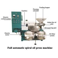 Buy cheap Cold Press Automatic Peanut Seed Oil Extraction Machine For Edible Oil from wholesalers