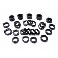 Buy cheap Single / Multi Cavity Plastic Precision Machined Components PEEK Material Ring from wholesalers