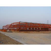 Buy cheap Industrial Structural Steelwork Contracting , Prefabricated Steel Framing Systems from wholesalers