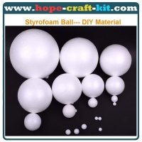Buy cheap EPS Styrofoam Foam Balls Beads Eggs Stars Cones All Size All Shapes White for Hobbies DIY Material and Christmas Wedding from wholesalers