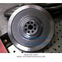 Buy cheap ISUZU 4HE1 Flywheel Bolantes Del ISUZU 4HF1 Volantes from wholesalers