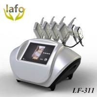 Buy cheap 650nm Diode Lipo Laser Fat Removal Equipment/ LS651 portable lipo laser weight loss machine from wholesalers