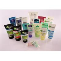 Buy cheap Offset Printing Plastic Laminate Tube Colored for Facial Cleansing from wholesalers