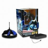 Buy cheap R/C Intelligent Sensor UFO with Intelligent Inductive Devices, Automatic Suspension Flying Saucer from wholesalers