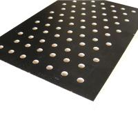 Buy cheap Sound Deadening Perforated Wood Acoustic Panels for Meeting Room from wholesalers