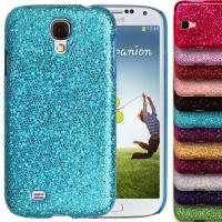Buy cheap Glitter Bling Hard Plastic Back Samsung Cell Phone Cases for Galaxy S4 i9500 from wholesalers