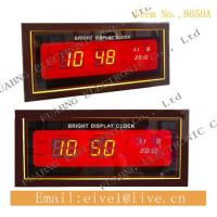 Buy cheap LED electronic Clock from wholesalers