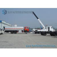 Buy cheap Single Cab Styer King IND 35 Wreckers Tow Trucks Independent Boom And Under Lift from wholesalers