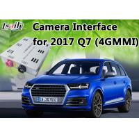 Buy cheap Dynamic Parking Guideline Reverse Camera Interface for AUDI Q7 support 360 Panorama Cameras from wholesalers